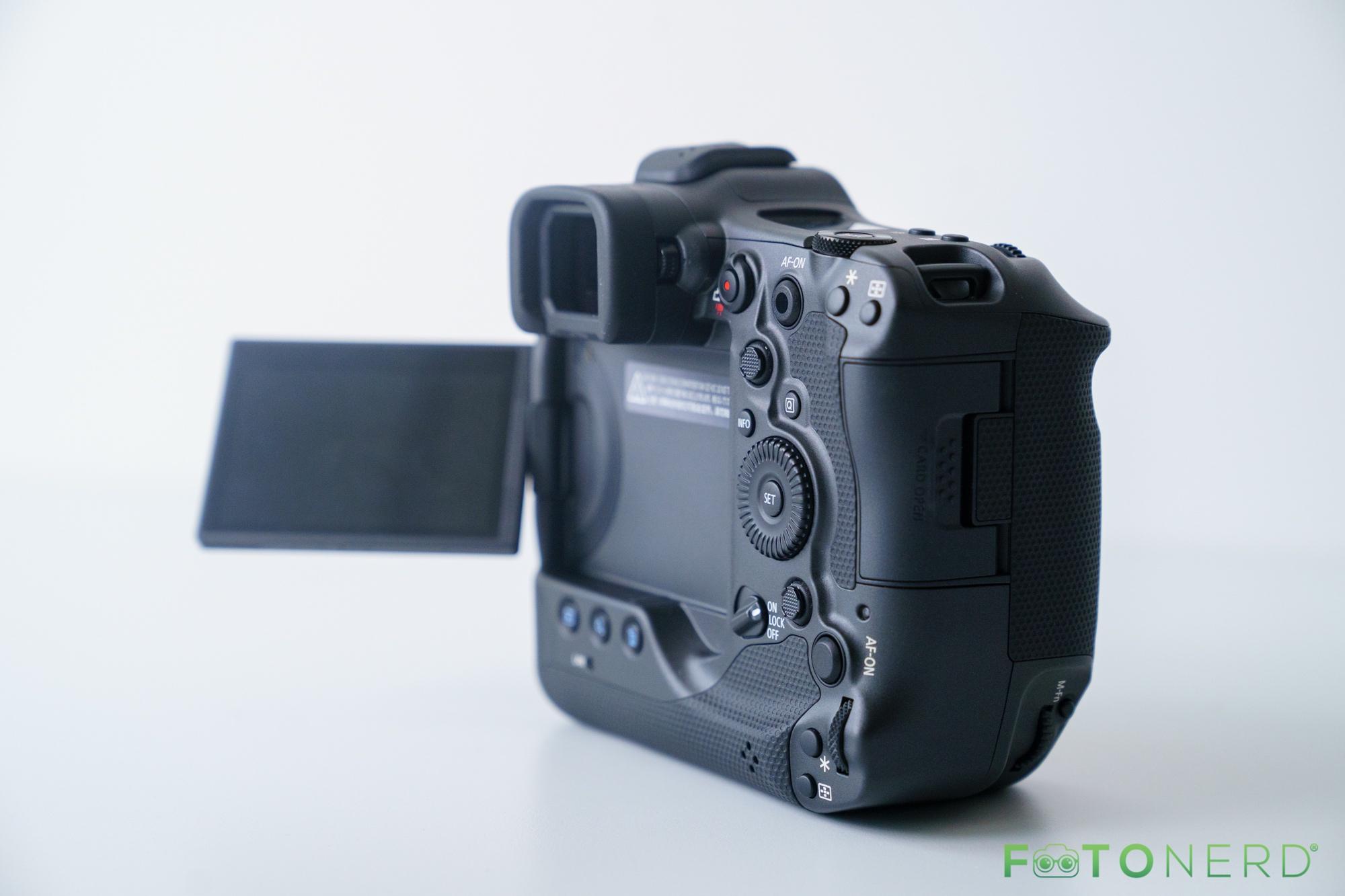 Canon EOS R3 specifiche