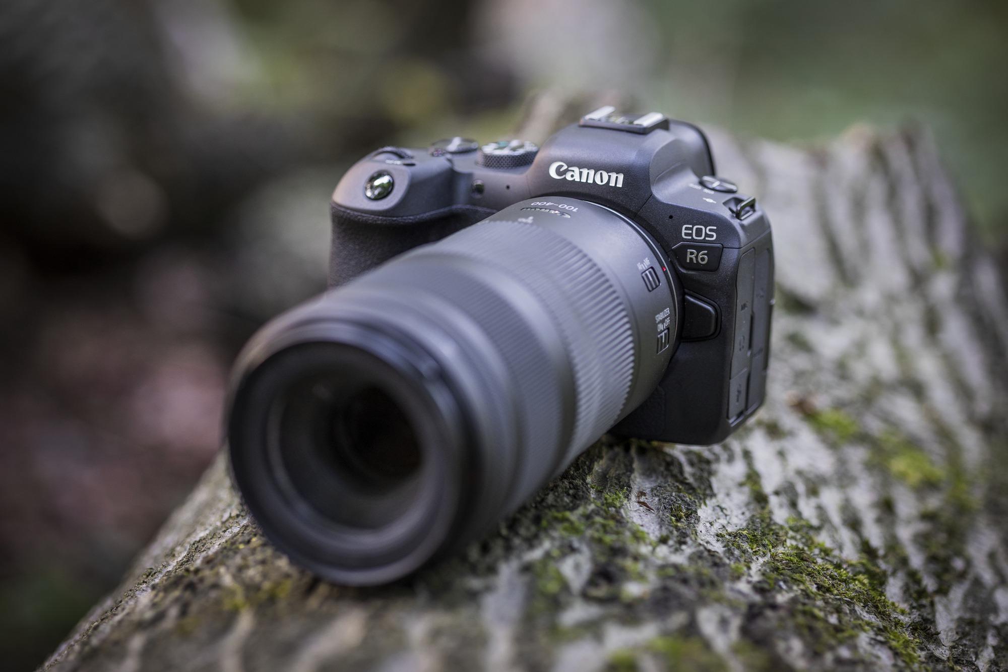 Canon RF 100-400mm