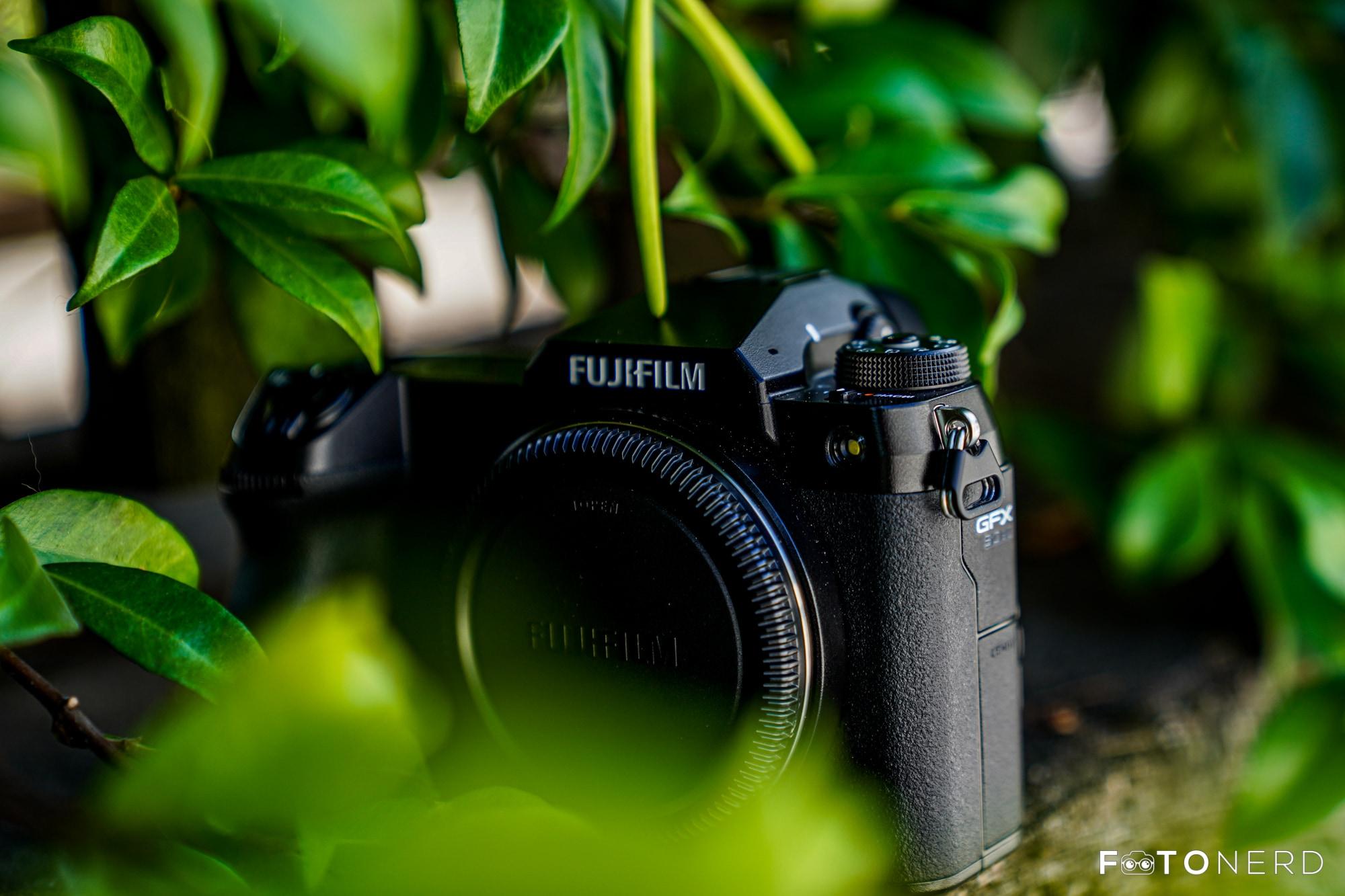 Fujifilm GFX 50S II recensione
