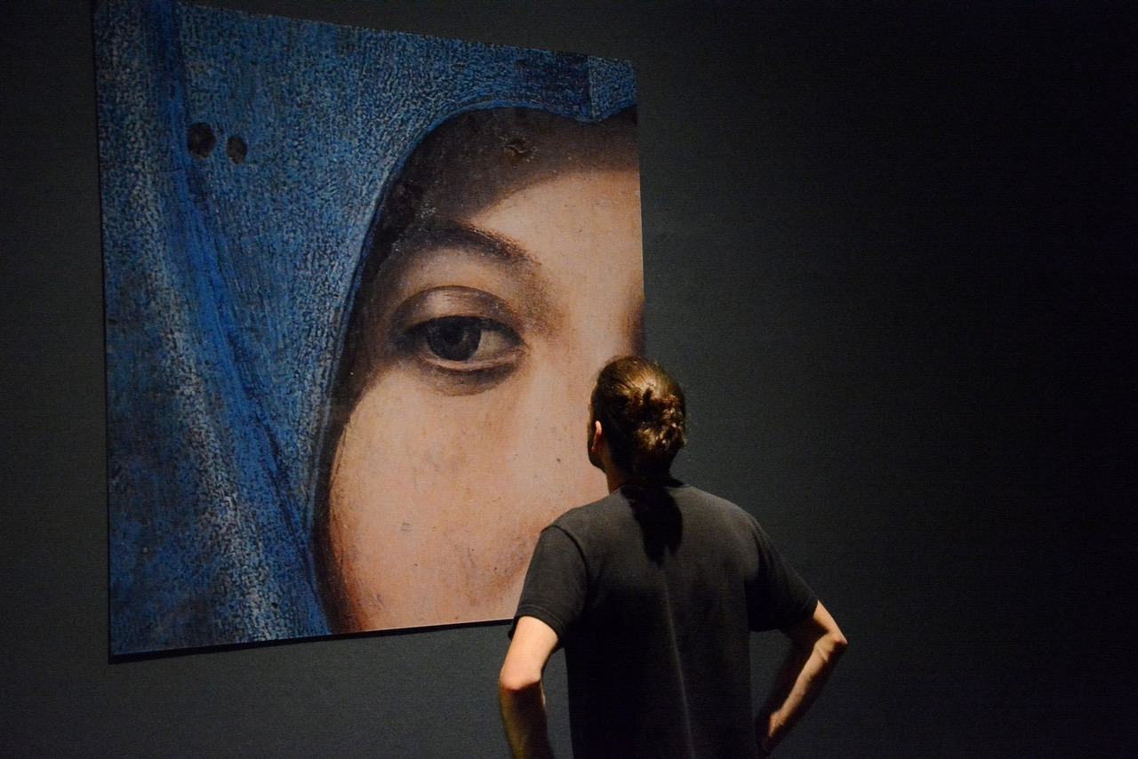 mostra l'occhio del milanese