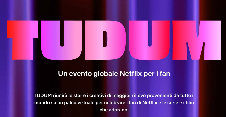 Netflix TUDUM trailer