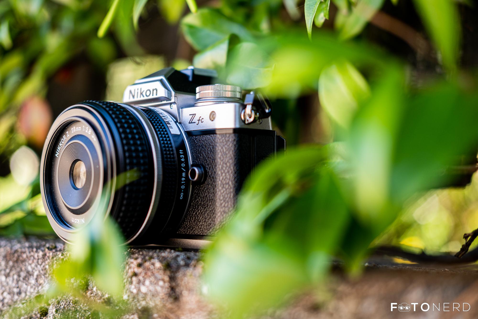 Nikon Z Fc recensione