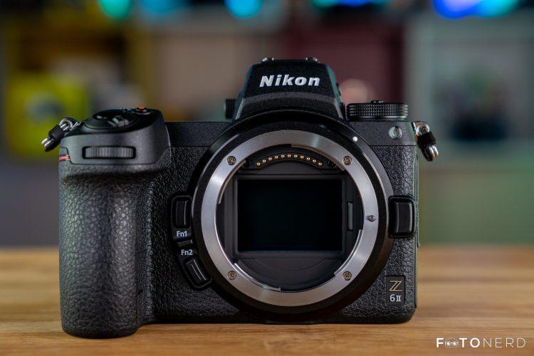 Nikon Z6II Z7II firmware 1.30