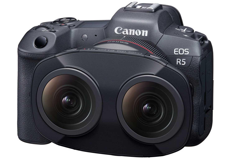 Canon RF 5.2mm f/2.8 L