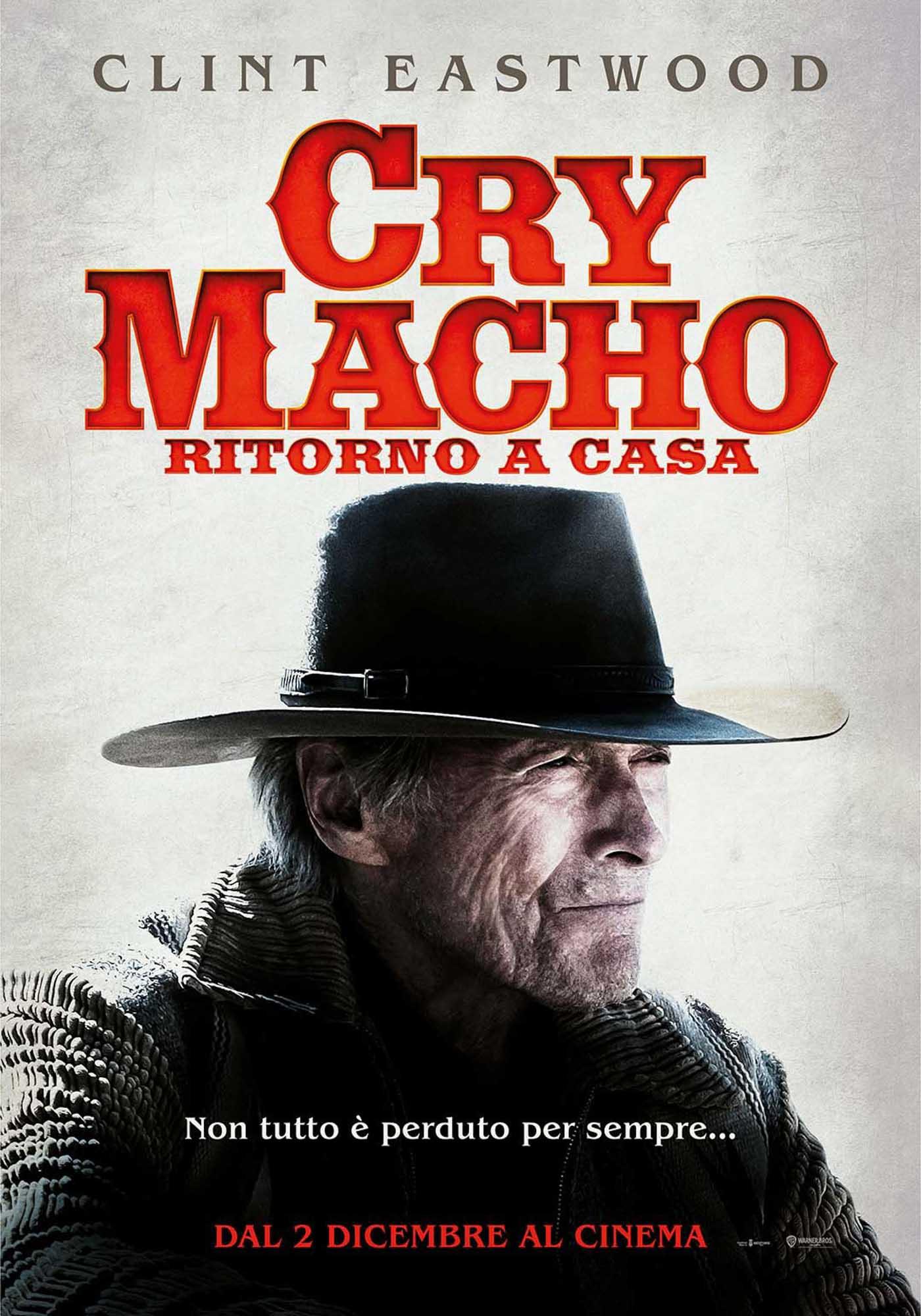 Cry Macho trailer